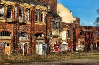 Ruine Leipzig
