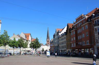 Lindenauer Markt Leipzig